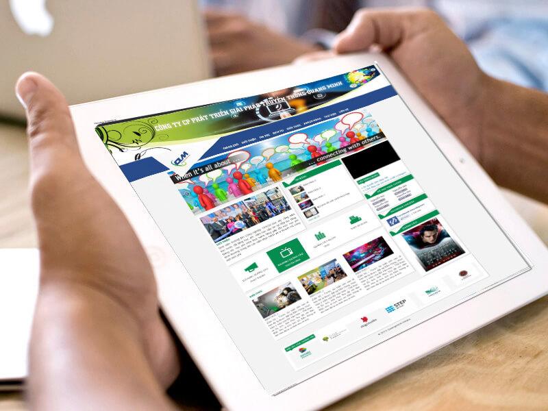 Thiết kế web tại hội an