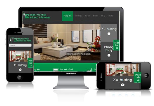 Thiết kế website cho thiết bị di động: Những yếu tố bạn cần lưu ý