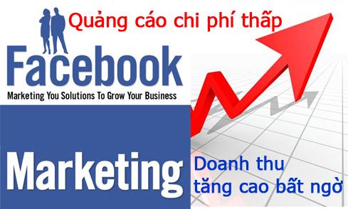 dịch vụ quang cao facebook