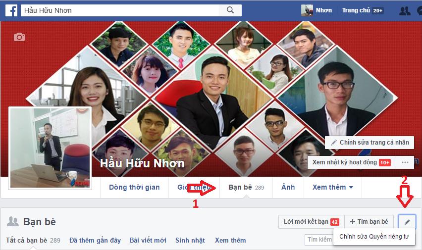 Cách ẩn thông báo kết bạn trên Facebook