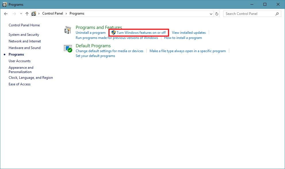 Gỡ bỏ trình duyệt Internet Explorer-2