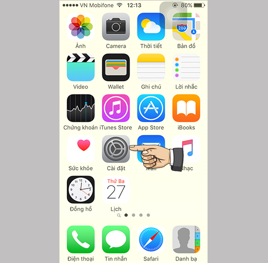 Khởi động iPhone không cần dùng nút nguồn 1