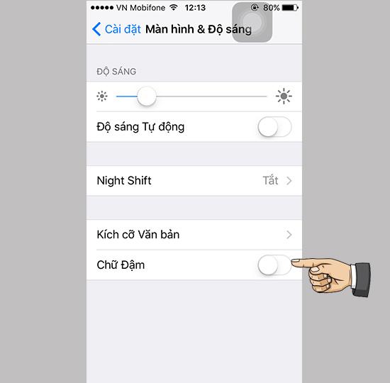 Khởi động iPhone không cần dùng nút nguồn 3