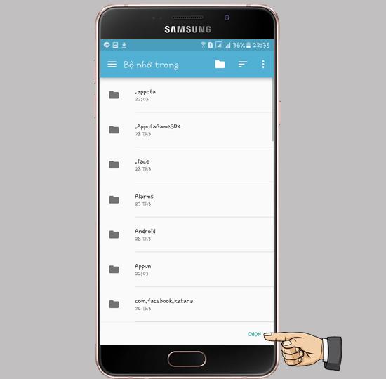 Cách khôi phục ảnh đã xóa trên Android-7