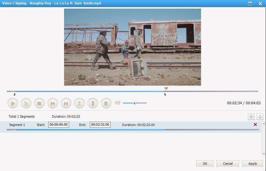 Cắt Video siêu nhanh với phần mềm Any Video Converter 1