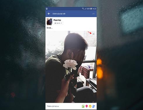 Cách đổi ảnh mà không bị mất Like khi đăng nhầm lên Facebook 4