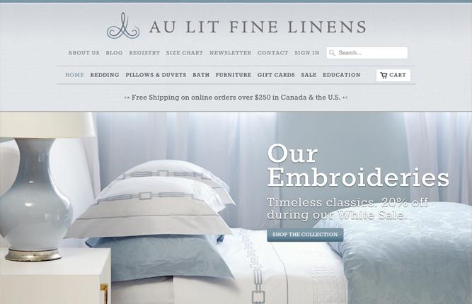 Những mẫu website thương mại sáng tạo nhất 5
