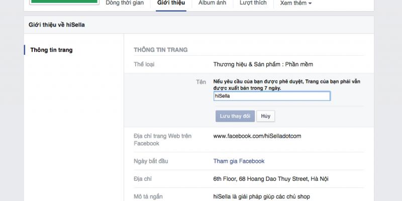 Thủ thuật SEO Fanpage Facebook hiệu quả 1