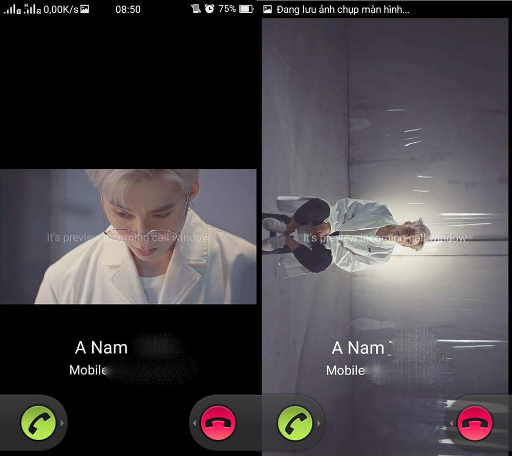 Cách cài video làm nhạc chuông cuộc gọi đến trên Samsung cực độc 5