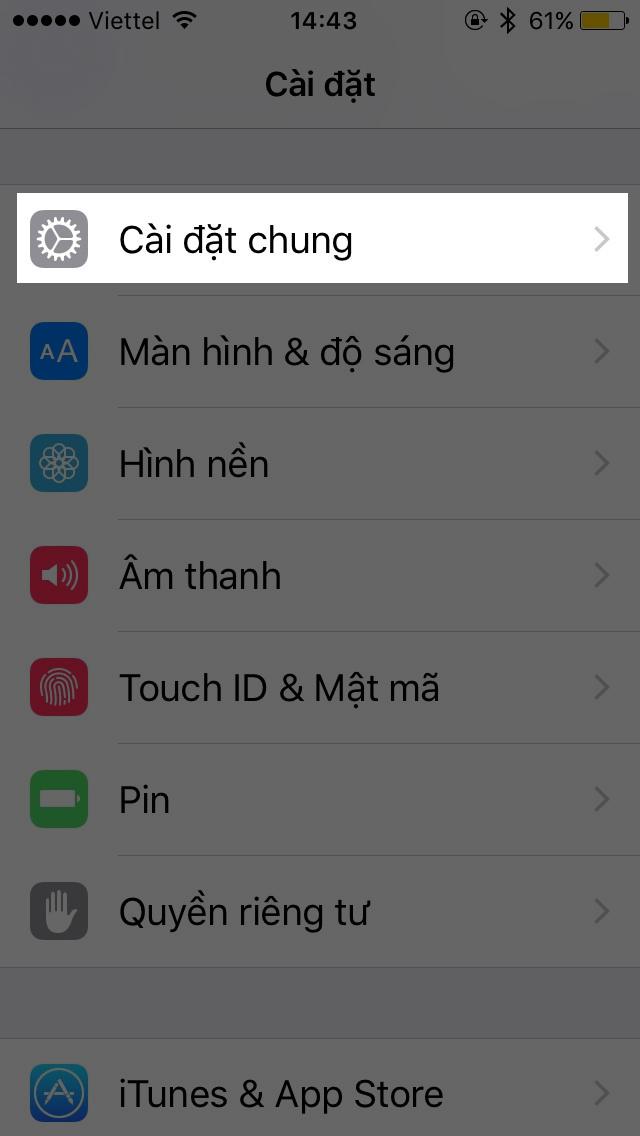 Cách ngăn người khác thay đổi iCloud trên iPhone 1