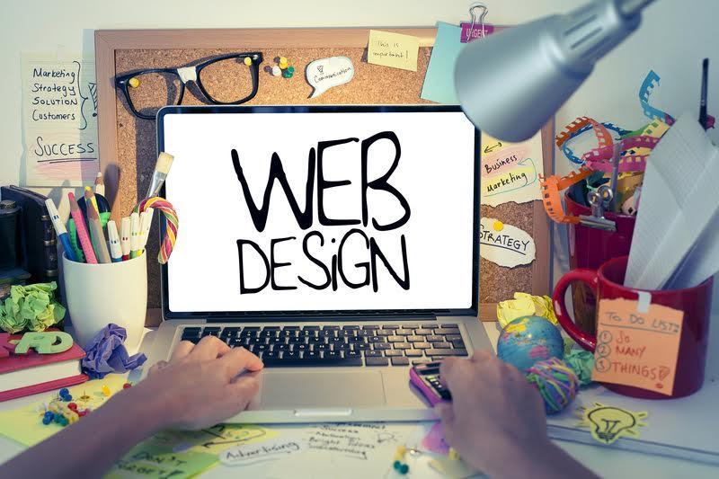 Hình ảnh và màu sắc ảnh hưởng gì đến làm website