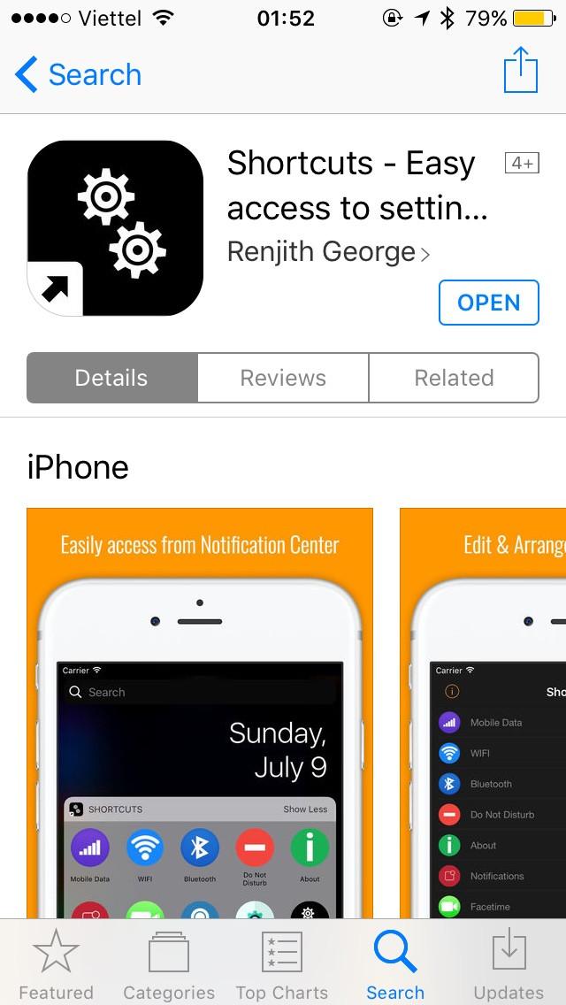 Hướng dẫn bật tắt nhanh 3G trên iPhone-2