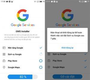 Hướng dẫn cài CH Play trên smartphone Meizu-5