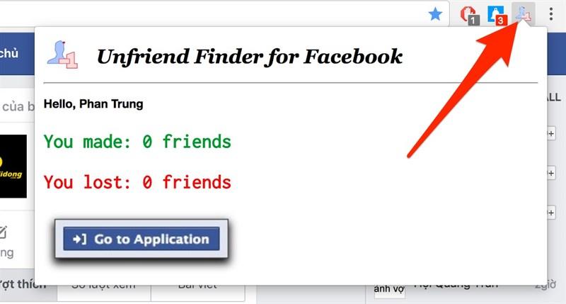 Làm cách nào để xem ai đã unfriend mình trên Facebook 2