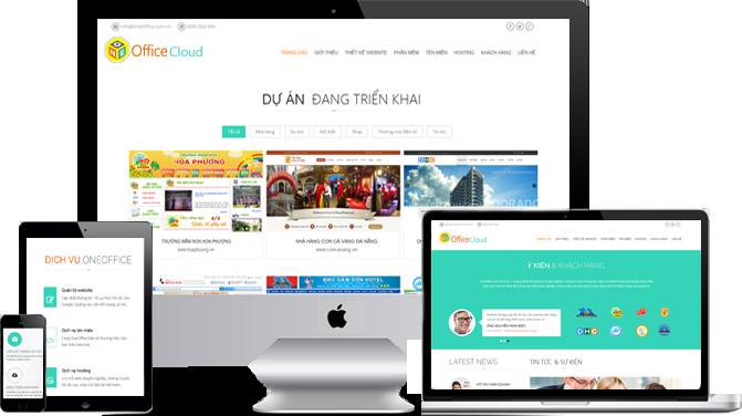 Xu hướng thiết kế giao diện website đà nẵng năm 2017-2