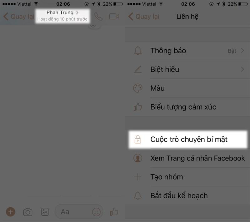 4 tính năng hàng đầu của Messenger-4