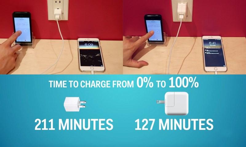 5 bí quyết giúp bạn sạc pin trên iPhone nhanh hơn 4