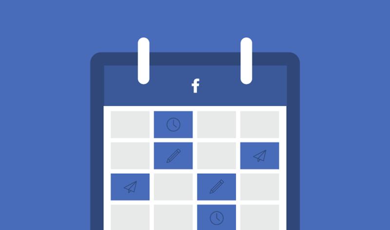 Cách hẹn giờ đăng status lên Facebook cực hay