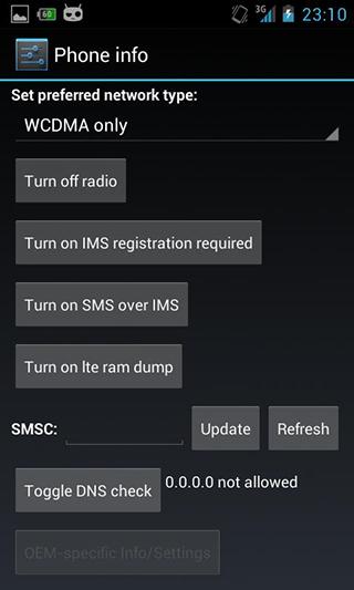 Cách kích hoạt mạng 4G cho tất cả các smartphone Android 2