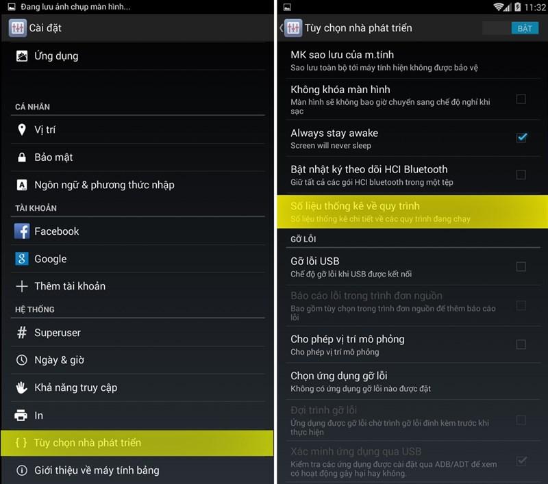 Cách tắt các ứng dụng chạy ngầm cứng trên smartphone 2