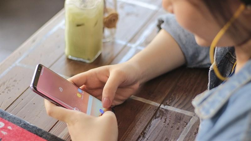 Samsung tung bản cập nhật lớn cho Galaxy S8