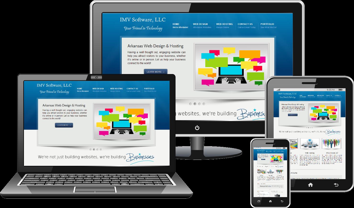 Vì sao lập web bán hàng cần phải thiết kế responsive