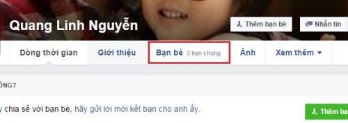 """Cách để biết """"người đó đang theo dõi ai"""" trên Facebook"""