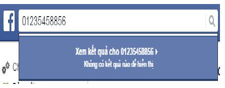 Không cho người khác seach số điện thoại ra Facebook của mình 4