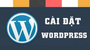 việc cần làm sau khi cài đặt WordPress