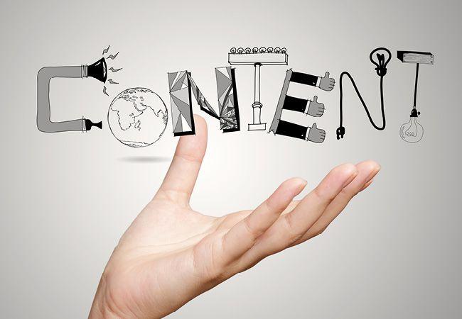 Có nên phó mặt cho công ty thiết kế web xây dựng nội dung cho sản phẩm?