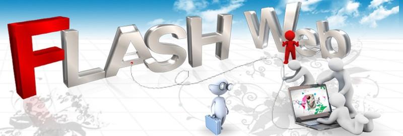 Sử dụng Flash khi thiết kế website Lợi hay hại? 1