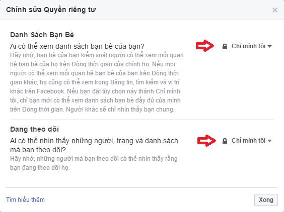 Cách ẩn thông báo kết bạn trên Facebook 2