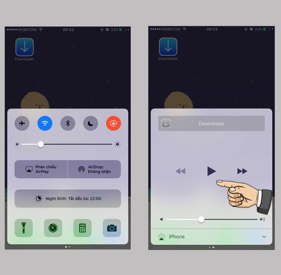 Hướng dẫn cách nge nhạc trên Youtube khi khóa màn hình iPhone 5