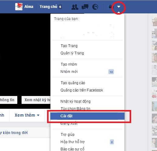 Cách khôi phục tin nhắn Facebook đã bị xóa 1