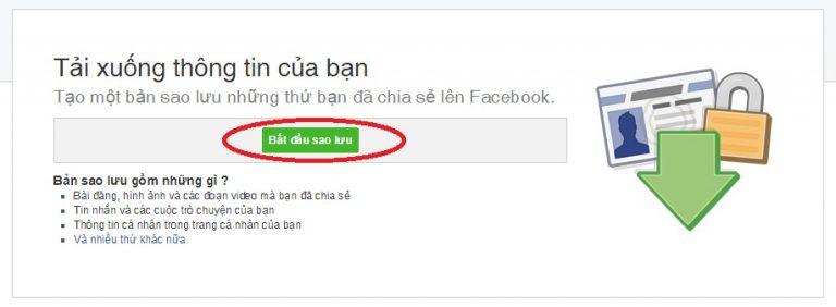 Cách khôi phục tin nhắn Facebook đã bị xóa 3