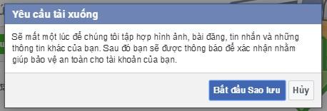 Cách khôi phục tin nhắn Facebook đã bị xóa