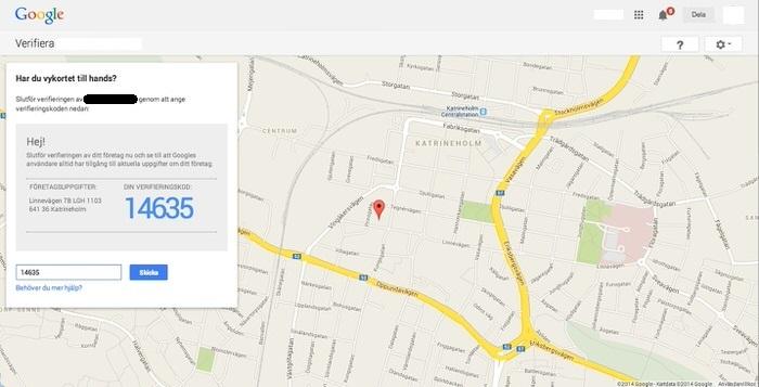 Hướng dẫn đưa địa chỉ lên Google Maps 4