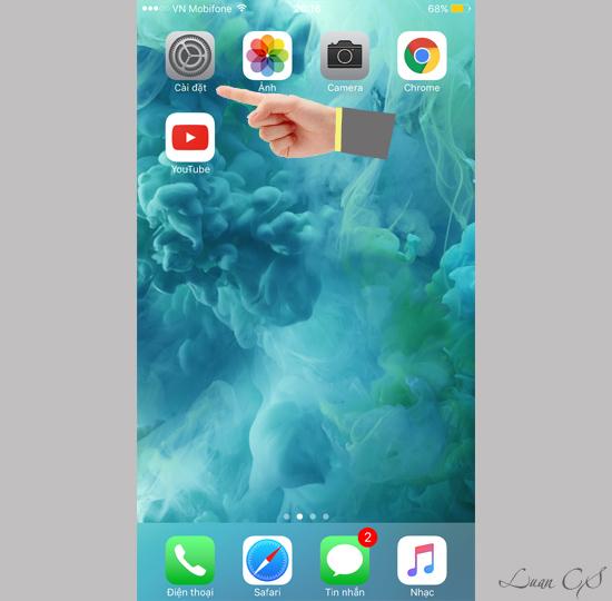 Hướng dẫn phát Wifi trên iPhone-2
