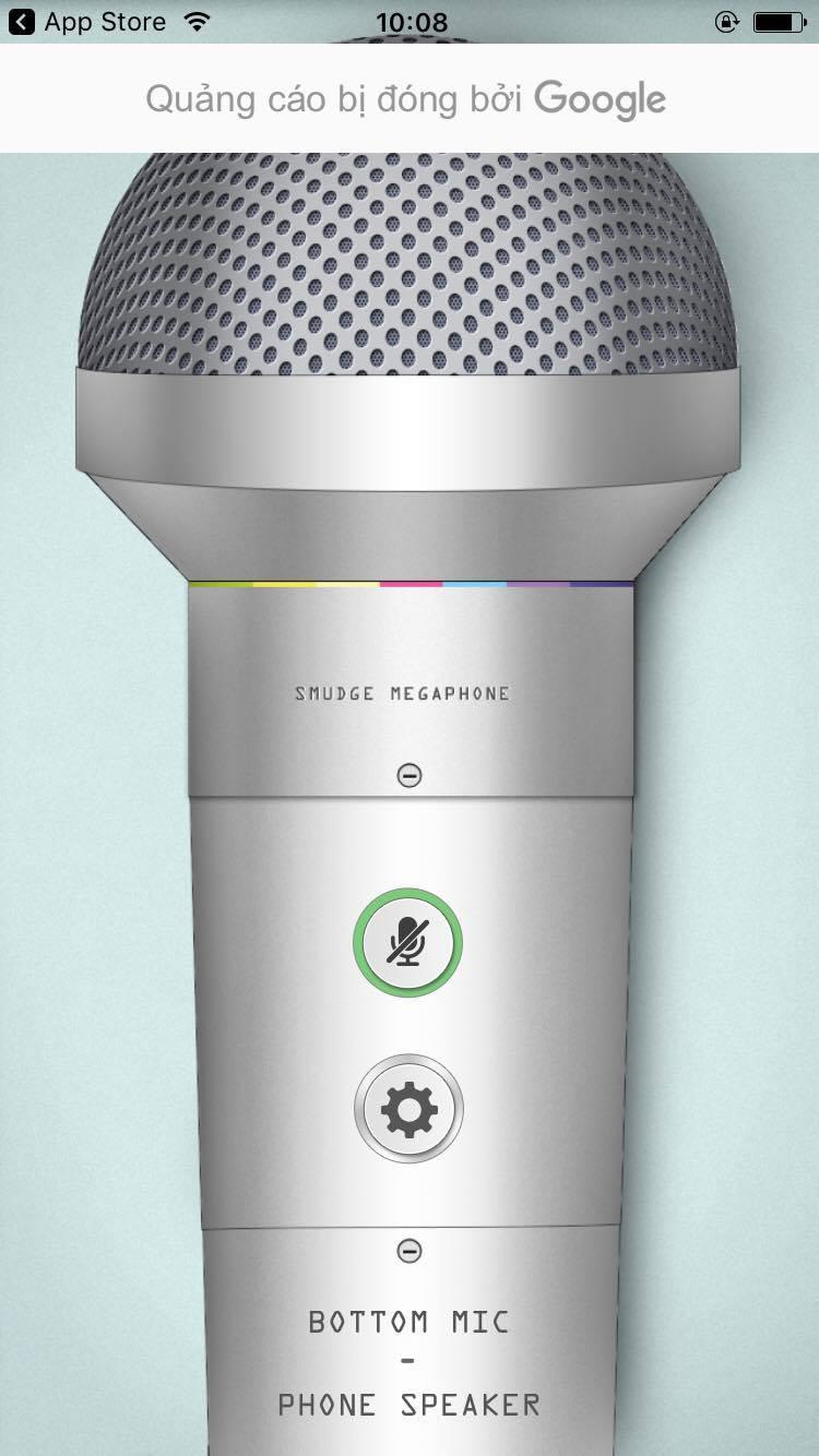 Cách biến smartphone thành micro để hát karaoke