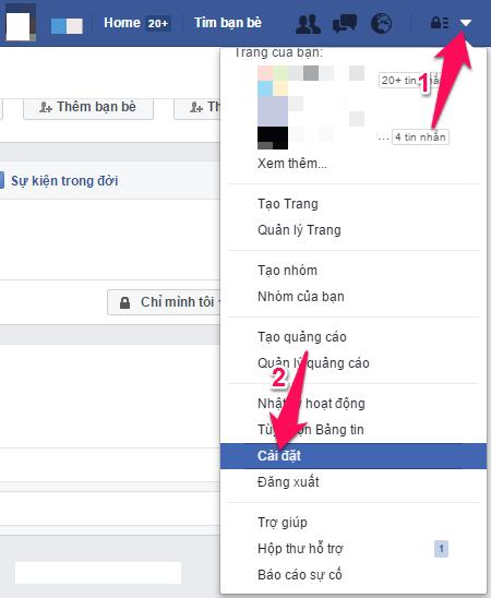 Cách giới hạn người xem bài viết cũ của bạn trên Facebook 1
