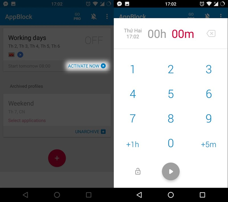 Cách khoá ứng dụng theo lịch định sẵn trên smartphone-4