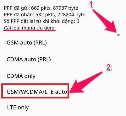 Cách kích hoạt mạng 4G bị ẩn-4