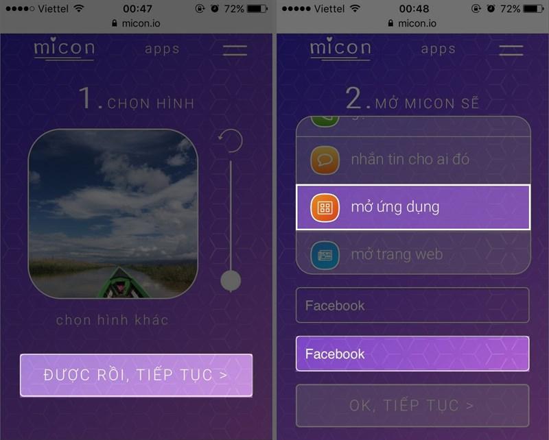 Cách tạo icon bằng hình ảnh của bạn trên iPhone-3