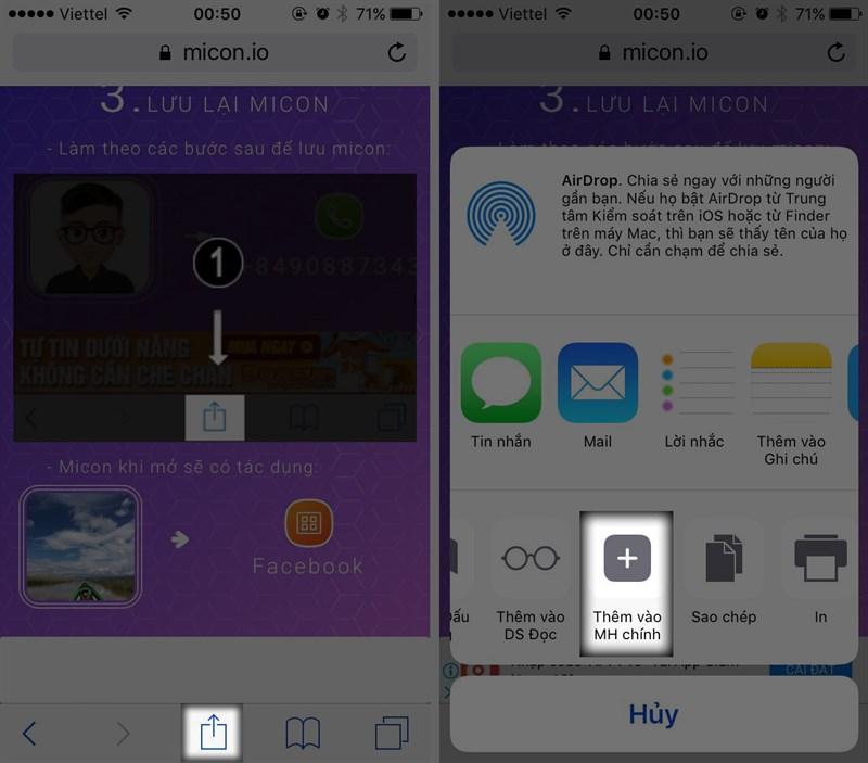Cách tạo icon bằng hình ảnh của bạn trên iPhone-4