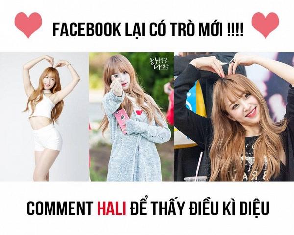 Giải mã trào lưu Hali và Xoxo đang rần rần trên Facebook-4