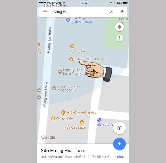 Hướng dẫn chia sẻ vị trí trên iPhone chạy iOS 10-2