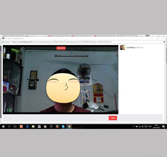 Phát trực tiếp live stream trên Facebook bằng máy tính-5
