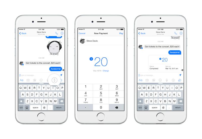 4 tính năng hàng đầu của Messenger-6