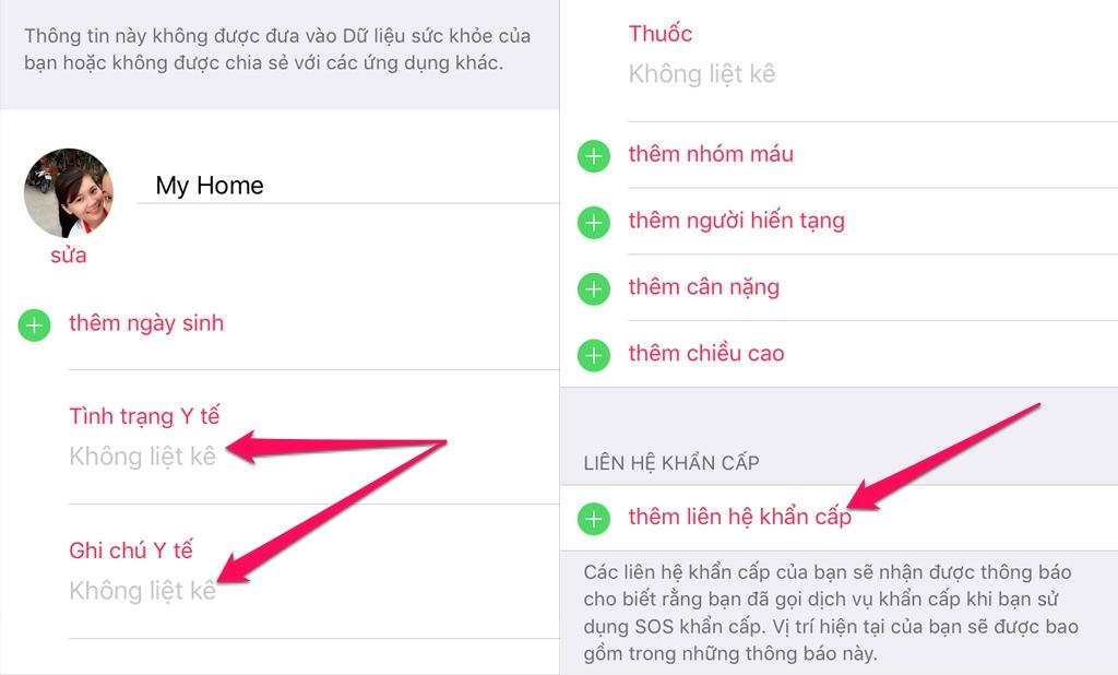 Các bước thiết lập cuộc gọi khẩn cấp trên iOS 11-5