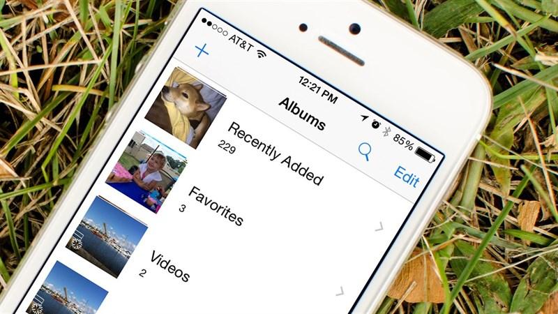 Cách khôi phục ảnh đã xóa trên iPhone trong vài bước
